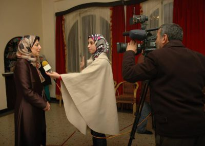 بمسرح اسبانيول حفل فني خيري للجمعية المغربية للثقافة والفنون لفائدة متضرري فيضانات الجنوب