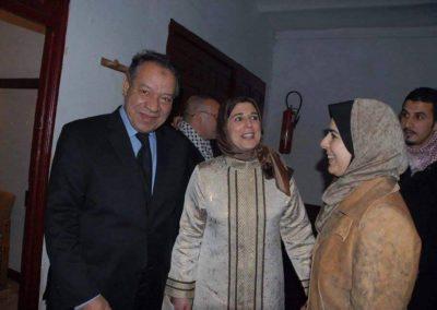 حفل خيري لفائدة غزة بسينما اسبانيول بتطوان