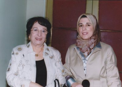 في دار الأوبرا المصرية