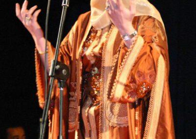 2006 : خلال حفل خيري لجمعية المحبة والإخلاص