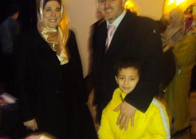 مع الموزع الموسيقي والملحن مصطفى هارون