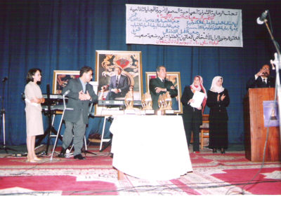 تنظيم وإحياء الملتقى الوطني الأول للأشخاص المعاقين والأطفال في وضعية صعبة