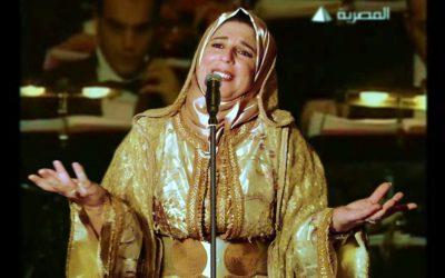 الشودري تتمرد على الأغاني الصوفية لمناهضة الجرائم الجنسية