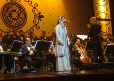 بمسرح الجمهورية المصرية بالقاهرة : الليلة المحمدية