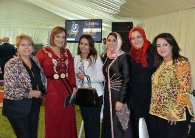 حفل وزارة الأسرة والمرأة والطفل والتنمية الاجتماعية