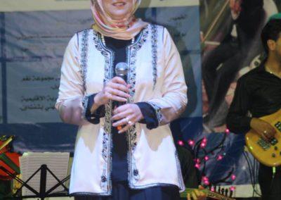2016 - شفشاون : المشاركة في مهرجان الجمعية المغربية للثقافة الأندلسية