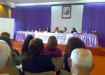 2010 تونس : مشاركتي في مهرجان المبدعات العربيات