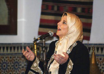 حفل بدار الصنائع بمناسبة دار الشعر بمدينة تطوان