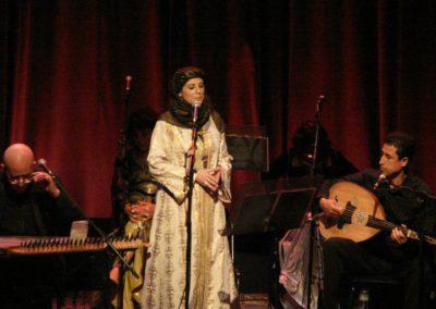 2011: في معهد العالم العربي بباريس/فرنسا