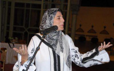 سلوى الشودري: فخورة بحجابي .. وأوظف الغناء لخدمة الخير